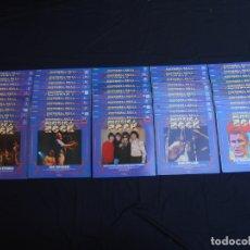 Discos de vinilo: HISTORIA DE LA MUSICA ROCK // 50 NUMEROS CORRELATIVOS DEL NUM. 1 AL 50. Lote 178371391