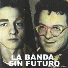 Discos de vinilo: LA BANDA SIN FUTURO PUNK ALTERNATIVE ROCK POCH SINGLE COLOR. Lote 178374382