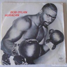 Discos de vinilo: BOB DYLAN - HURACAN C B S - 1975. Lote 178378037