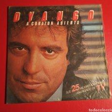 Discos de vinilo: DISCO DYANGO LP A CORAZÓN ABIERTO. Lote 178386450