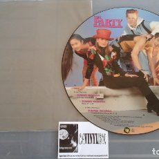 Discos de vinilo: THE PARTY – SUMMER VACATION PICTURE DISC BLOW UP – INT 192.730 - PROCEDE DE ALMACÉN DE LA DISCOGR. Lote 178386457