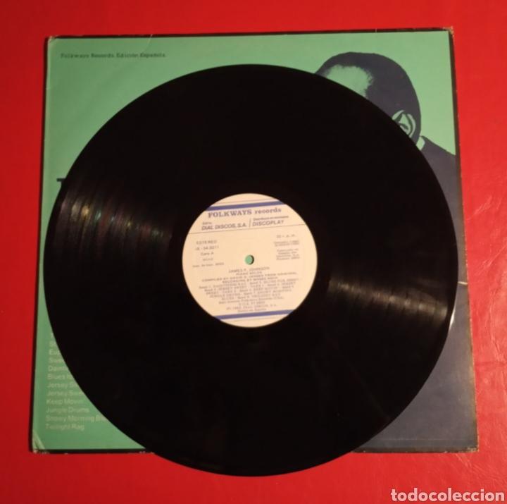 Discos de vinilo: The Original James P. Johnson - Foto 3 - 178386636