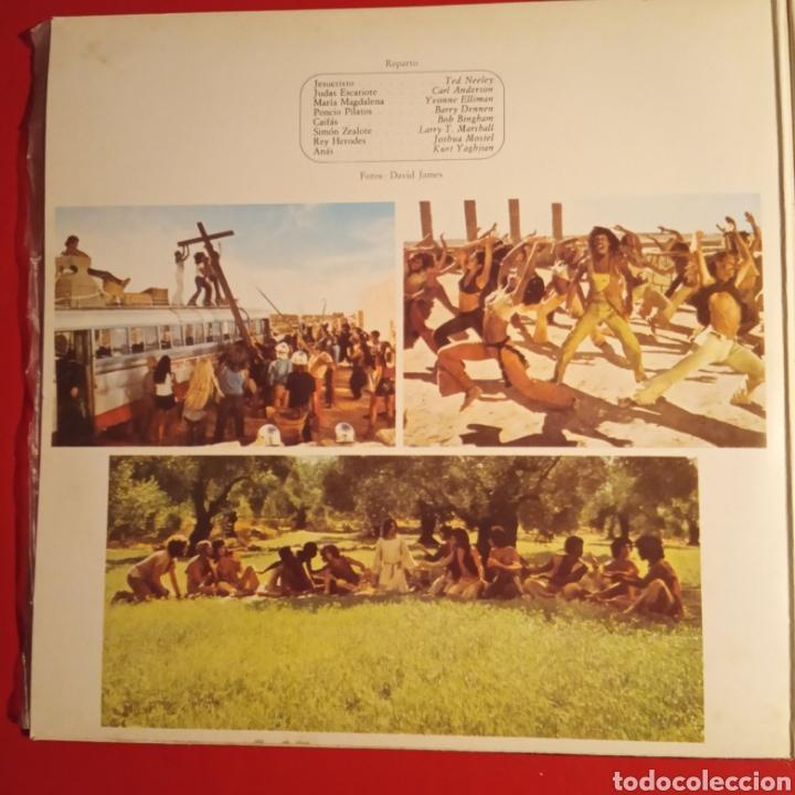 Discos de vinilo: Jesucristo Superstar - Foto 4 - 178386893
