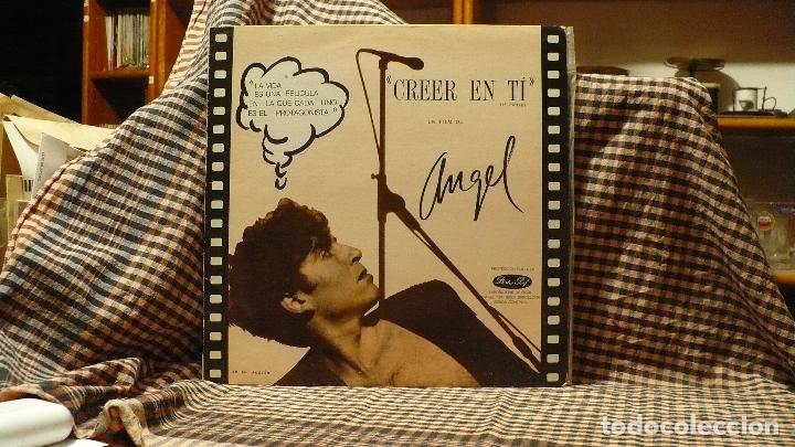 ANGEL SORIA ?– ASTRONAUTA DE CARTÓN, BLAU ?– X-106,1988, TEMAS EN LA DESCRIPCION. (Música - Discos de Vinilo - Maxi Singles - Jazz, Jazz-Rock, Blues y R&B)