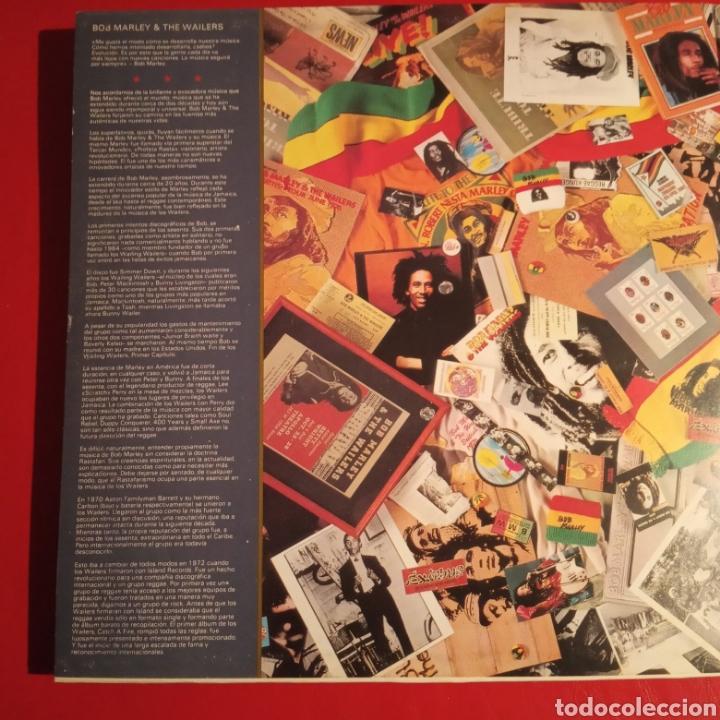 Discos de vinilo: Bob Marley and the Wailers Legend - Foto 5 - 178387897