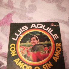 Discos de vinilo: DISCO LUIS AGUILE. Lote 178388520