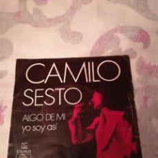 Discos de vinilo: DISCO CAMILO SEXTO. Lote 178388603
