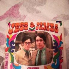 Discos de vinilo: DISCO JESS & JAMES. Lote 178388812