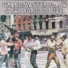 Dischi in vinile: GRANDMASTER FLASH & THE FURIOUS FIVE DEL 82. Lote 178399188