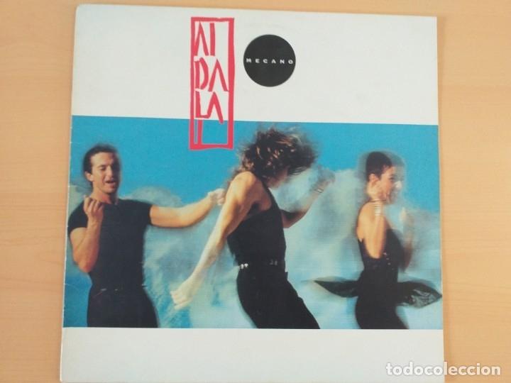 MECANO - AIDALAI (LP) 1991 (Música - Discos - LP Vinilo - Grupos Españoles de los 90 a la actualidad)