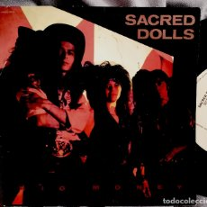 Discos de vinilo: SACRED DOLLS - BIG MONEY. SINGLE PROMOCIONAL. Lote 178447496