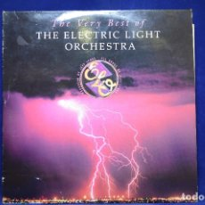 Discos de vinilo: THE ELECTRIC LIGHT ORCHESTRA - THE VERY BEST OF THE ELECTRIC LIGHT ORCHESTRA - 2 LP. Lote 178558422