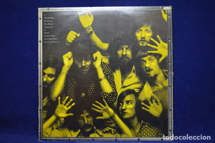 Discos de vinilo: THE ELECTRIC LIGHT ORCHESTRA - FACE THE MUSIC - LP - Foto 2 - 178558527