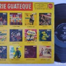 Discos de vinilo: NEIL SEDAKA / CHAKACHAS / THE AMES BROTHERS / ETC… - LP SPAIN PS – SERIE GUATEQUE 3 – AÑO 1960. Lote 178562216