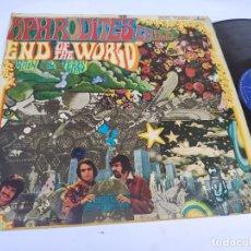 Discos de vinilo: APHRODITE'S CHILD – ORIG LP SPAIN PS –END OF THE WORLD * MERCURY * AÑO 1968. Lote 178562615