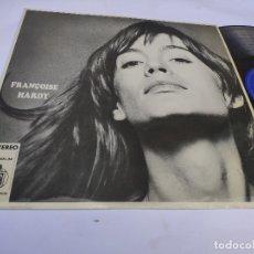 Discos de vinilo: FRANÇOISE HARDY - ORIG. LP SPAIN PS - HISPAVOX – HXS 001-24 - AÑO 1971. Lote 178563877