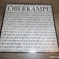 Discos de vinilo: OBERKAMPF – COULEURS SUR PARIS. Lote 178564983