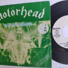 Discos de vinilo: MOTÖRHEAD – 45 SPAIN PS – PROMO WL * NEAR MINT * ACE OF SPADES * BRONZE 0245 * AÑO 1981. Lote 178565471