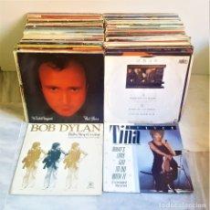 Discos de vinilo: SUPER LOTE MAS DE 100 LP`S DISCOS DE VINILO 33.RPM VARIOS ARTISTAS Y ESTILOS (VER IMAGENES). Lote 178566236