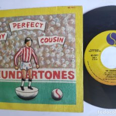 Discos de vinilo: UNDERTONES – EP SPAIN PS – MINT * MI PRIMO PERFECTO * MY PERFECT COUSIN * 1980. Lote 178566321