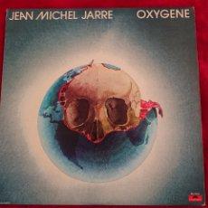 Discos de vinilo: LP JEAN MICHEL JARRE OXYGENE. Lote 178569463