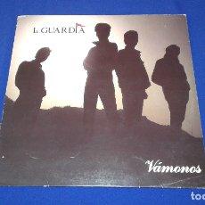 Discos de vinilo: LA GUARDIA- VINILO-(VAMONOS). Lote 178569925