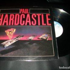 Discos de vinilo: PAUL HARDCASTLE - LP MISMO NOMBRE - 1985 - CRYSALIS - - ESDICION ESPAÑA - MUY BUEN ESTADO. Lote 178570388
