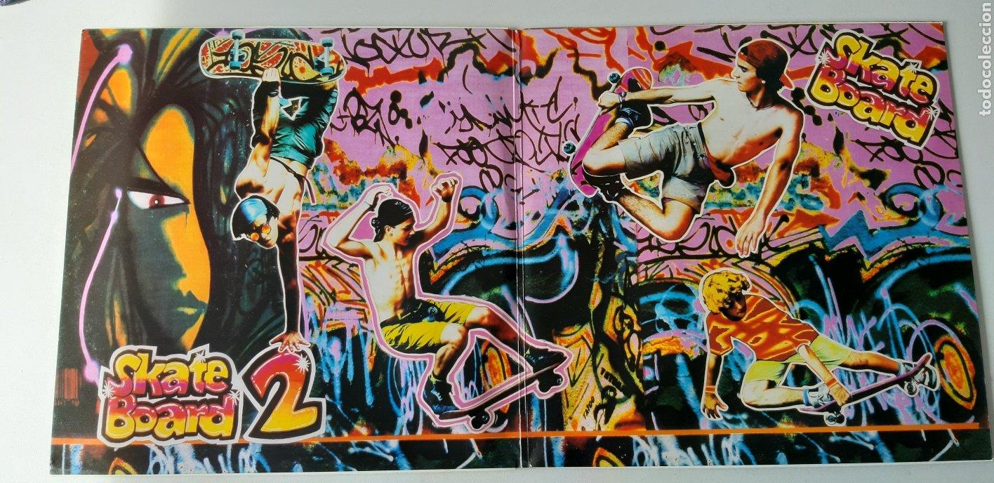 Discos de vinilo: LP DOBLE. Skate Board 2. - Foto 2 - 178571653