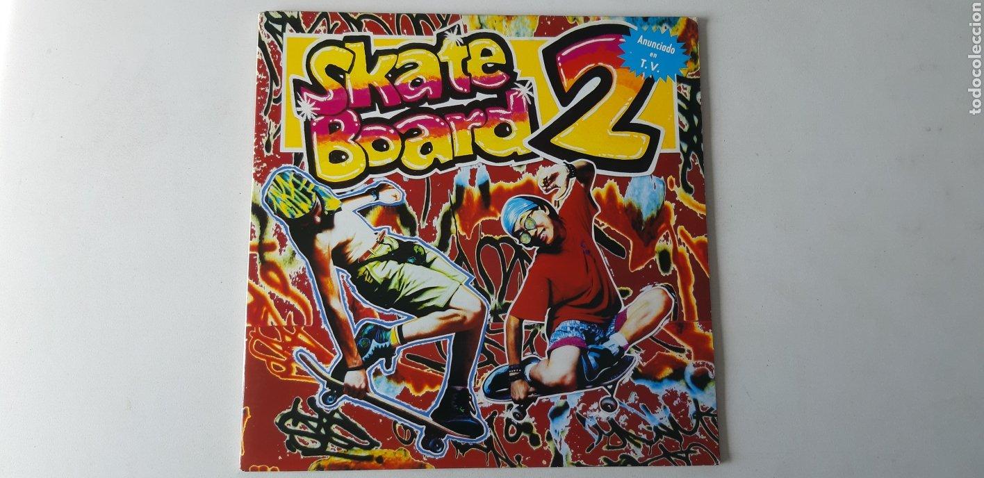 LP DOBLE. SKATE BOARD 2. (Música - Discos - LP Vinilo - Rap / Hip Hop)
