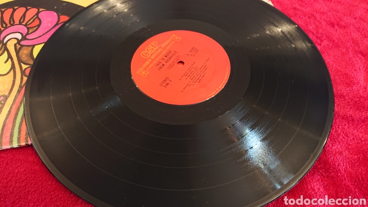 Discos de vinilo: LP THIS IS MUSIC FROM NASHVILLE 1971 - Foto 3 - 178572518