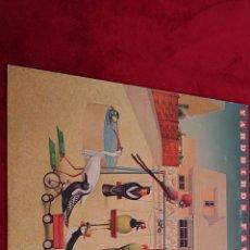 Discos de vinilo: LP YAEDBIRDS FAVORITES. Lote 178576122