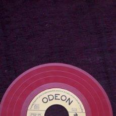 Discos de vinilo: DISCO INFANTIL ODEON. Lote 178580248