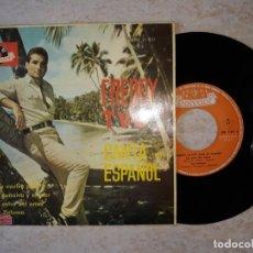 Discos de vinilo: FREDYY EN TVE.CANTA EN ESPAÑOL. 4 CANCIONES.POLYDOR 1963.. Lote 178592425