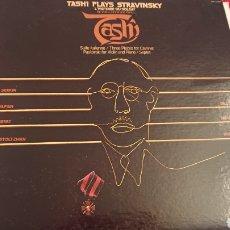 Discos de vinilo: LP PLAYS STRAVINSKY. Lote 178594123