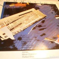 Discos de vinilo: LLOYD COLE AND THE COMMOTIONS. EASY PIECES. POLYDOR 1985 SPAIN FUNDA INTERIOR ORIGINAL (PROBADO). Lote 178596433