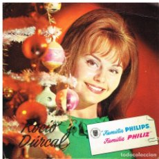 Discos de vinilo: ROCIO DURCAL - NAVIDADES PHILIPS +3 - EP 1965 - PROMO. Lote 178599427