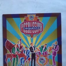 Discos de vinilo: PICCOLISSIMA ORQUESTA EDICION LP AÑO 1993. Lote 178599540