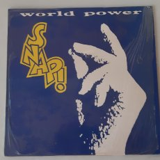 Discos de vinilo: LP. SANP!. WORD POWER. ESPAÑA.. Lote 178601256