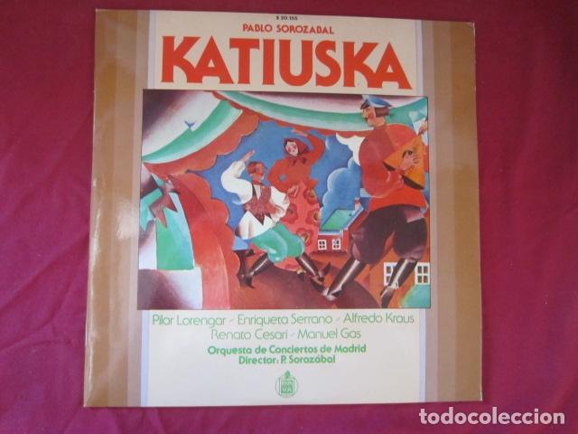 KATIUSKA (Música - Discos - Singles Vinilo - Clásica, Ópera, Zarzuela y Marchas)