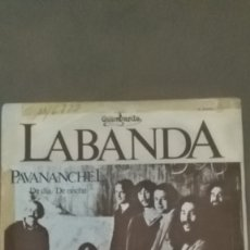 Discos de vinil: LABANDA PAVANANCHEL. Lote 178607717