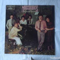 Discos de vinilo: MOCEDADES, LP LA MÚSICA, MAITECHU CON PLÁCIDO DOMINGO. CBS 1.983, CON LETRAS Y FOTOS. BUEN ESTADO. Lote 178607796