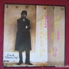 Disques de vinyle: FRANCO BATTIATO - ECOS DE DANZA SUFI. Lote 178608710