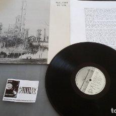Discos de vinilo: TWILIGHT RITUAL - RITUALS (LP) AUXILIO DE CIENTOS AUX 04:  PROVIENE DE ALMACÉN DE LA DISCOGRÁFICA. Lote 178611467