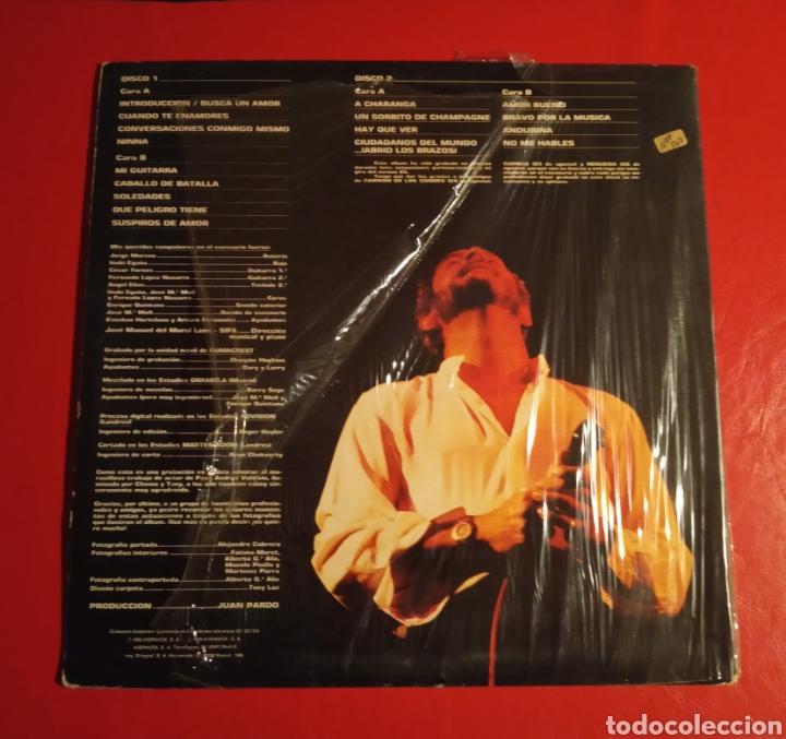 Discos de vinilo: Disco Juan Pardo LP doble Por la música - Foto 2 - 178616050