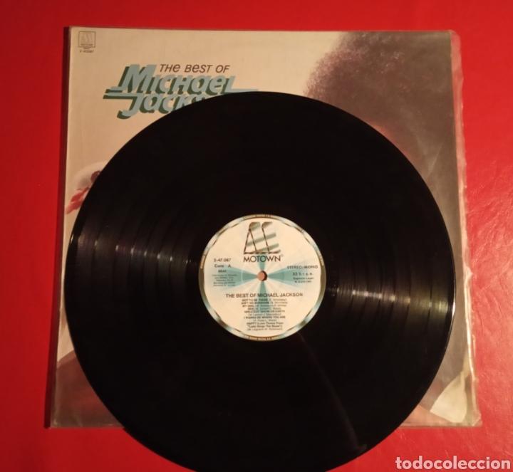 Discos de vinilo: Disco Michael Jackson The Best Of - Foto 3 - 178617457