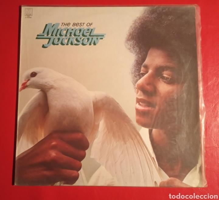 DISCO MICHAEL JACKSON THE BEST OF (Música - Discos - LP Vinilo - Pop - Rock - Extranjero de los 70)