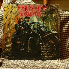 Discos de vinilo: PRESLEY SOUND PRÄSENTIERT, MFP 5114, 1971, TEMAS EN LA DESCRIPCIÓN.. Lote 178619260