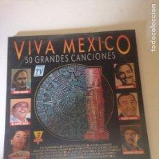 Discos de vinilo: VIVA MÉXICO. Lote 178622008