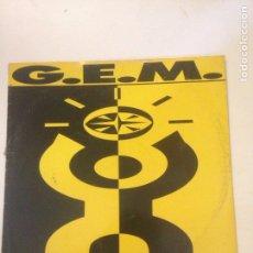 Discos de vinilo: G.E.M. Lote 178624212