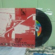 Discos de vinilo: JACKIE DESHANNON LAUREL CANYON + 3 EP PORTUGAL 1969 PEPETO TOP. Lote 178627028